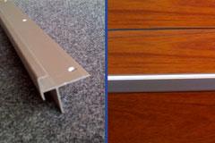 quick step parquet flottant accessoire nestp9silvme25 quick step profile d 39 escalier aluminium. Black Bedroom Furniture Sets. Home Design Ideas