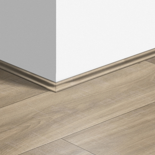 QUICK-STEP CONTRE-PLINTHE/MOULURE (2400*17*17) - MDF + DECOR STRATIFIE 2400