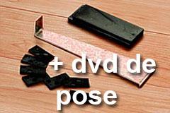 quick step parquet flottant accessoire qstooldvd kit de pose quickstep pour sol stratifie et. Black Bedroom Furniture Sets. Home Design Ideas