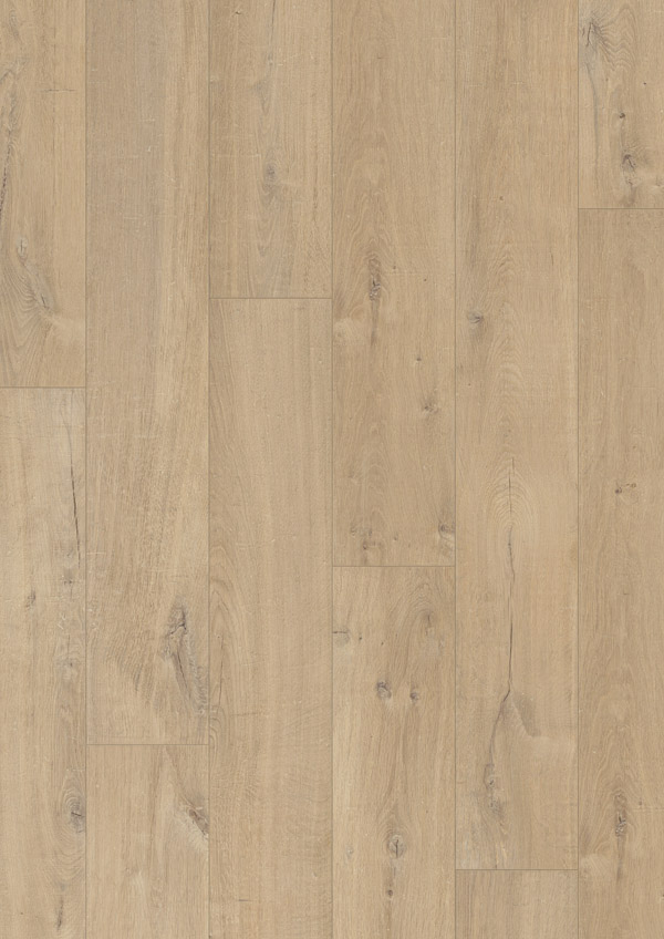 quick step parquet flottant impressive ch ne gris aspect. Black Bedroom Furniture Sets. Home Design Ideas