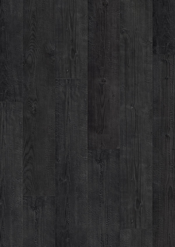 quick step parquet flottant impressive ultra planches aspect bois brul monolames imu1862. Black Bedroom Furniture Sets. Home Design Ideas