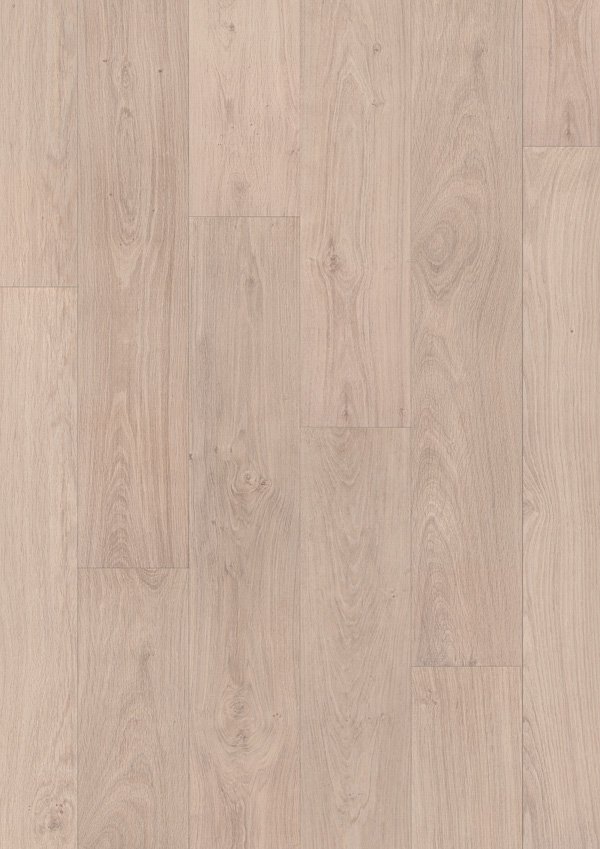 Parquet flottant quick step autre2 ch ne blanc blanchi for Comment poser du quick step