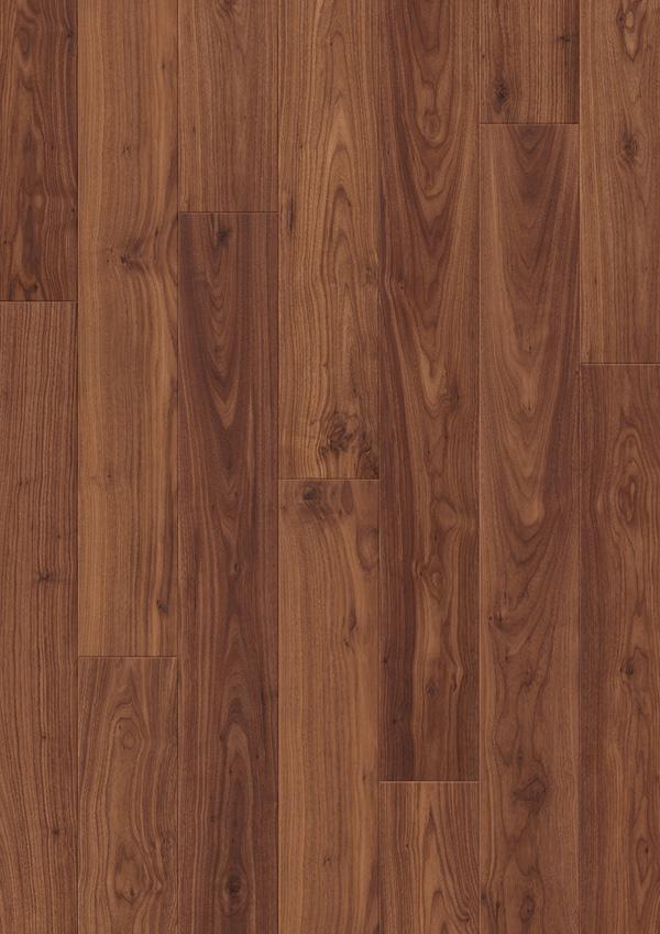 quick step parquet flottant perspective noyer huile. Black Bedroom Furniture Sets. Home Design Ideas