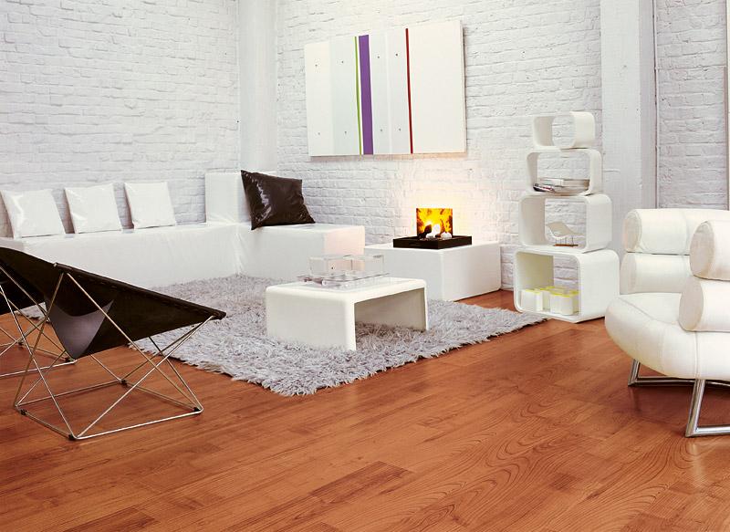 quick step parquet flottant autre2 cerisier verni fonce. Black Bedroom Furniture Sets. Home Design Ideas
