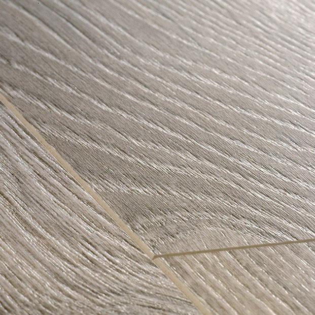 quick step parquet flottant elite ch ne vieilli gris clair monolame ue1406. Black Bedroom Furniture Sets. Home Design Ideas