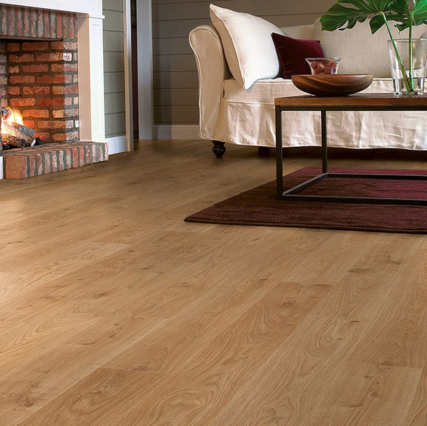 quick step parquet flottant elite ch ne clair ue1491. Black Bedroom Furniture Sets. Home Design Ideas