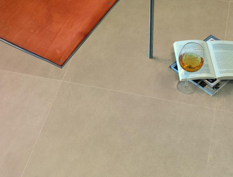 quick step parquet flottant arte dalle en cuir clair uf1401. Black Bedroom Furniture Sets. Home Design Ideas