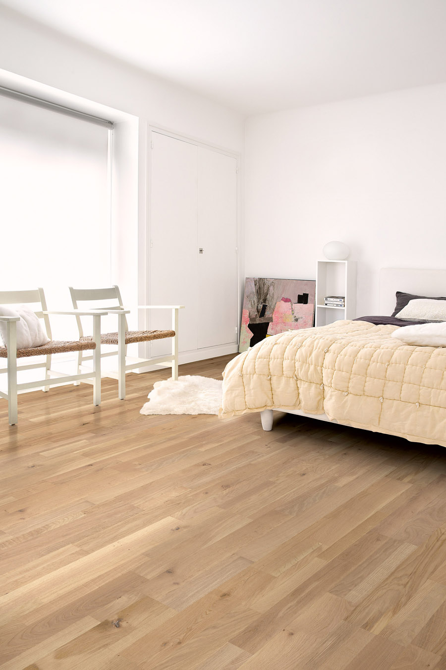parquet flottant de la marque quick step galerie photos. Black Bedroom Furniture Sets. Home Design Ideas